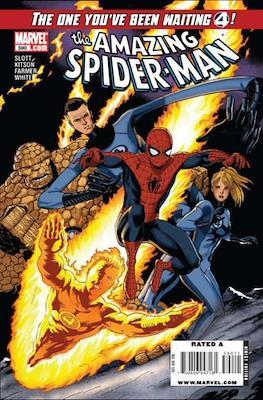 The Amazing Spider-Man Vol. 2 (1999-2014) (Comic-Book) #590