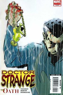 Doctor Strange: The Oath (Comic Book) #5