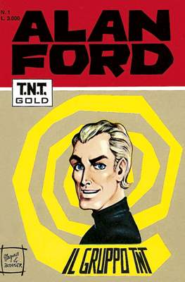Alan Ford T.N.T. Gold