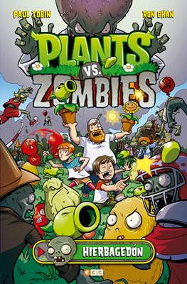 Plants vs. Zombies #1