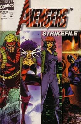 Avengers: Strikefile