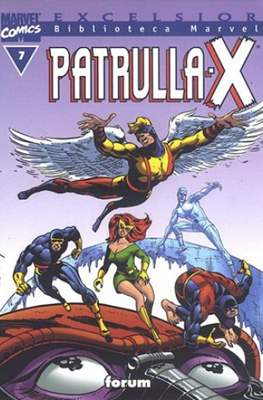 Biblioteca Marvel: Patrulla-X (2000-2001) (Rústica 160 pp) #7