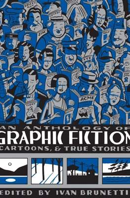 An Anthology of Graphic Fiction… #1
