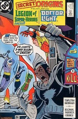 Secret Origins (Vol. 2 1986-1990) #37
