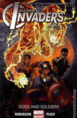 All New Invaders (Trade Paperback) #1