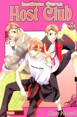 Instituto Ouran Host Club #11
