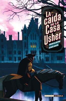 La caída de la Casa Usher (Cartoné 84 pp) #
