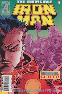 Iron Man Vol. 1 (1968-1996) (Comic book) #324