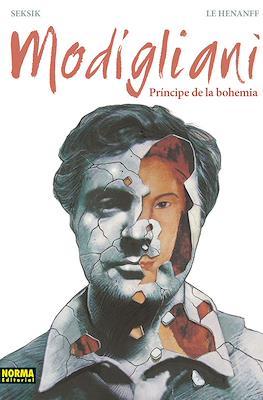 Modigliani. Príncipe de la bohemia