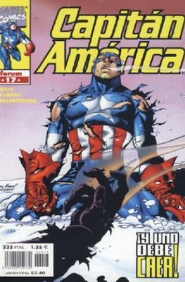 Capitán América Vol. 4 (1998-2000) (Grapa 28 pp) #17