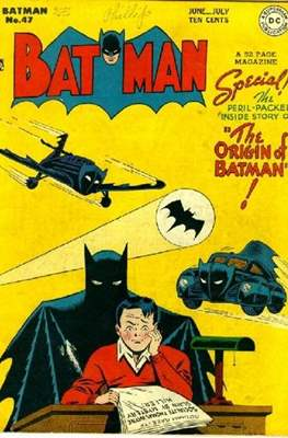 Batman Vol. 1 (1940-2011) (Comic Book) #47