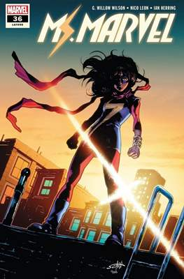 Ms. Marvel (Vol. 4 2015-...) (Comic book) #36