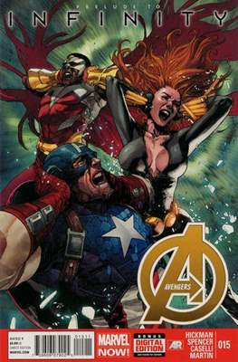 Avengers Vol. 5 (2013-2015) (Comic Book) #15