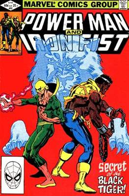 Hero for Hire / Power Man Vol 1 / Power Man and Iron Fist Vol 1 (Comic Book) #82