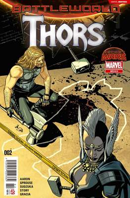 Thors (Grapa) #2