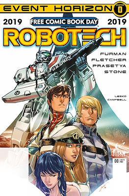 Robotech Event Horizon - Free Comic Book Day 2019