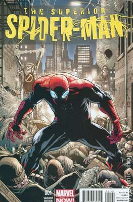 The Superior Spider-Man (Vol. 1 2013-2014 Variant Covers)