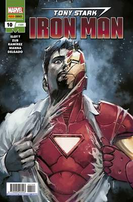El Invencible Iron Man Vol. 2 (2011-) (Grapa - Rústica) #109/10