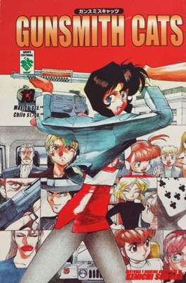 Gunsmith Cats (Rústica 80 pp) #13