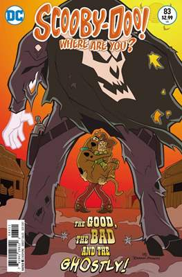 Scooby-Doo! Where Are You? (Comic Book) #83