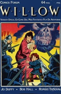 Willow. Versión oficial en cómic del más fantástico film de aventuras