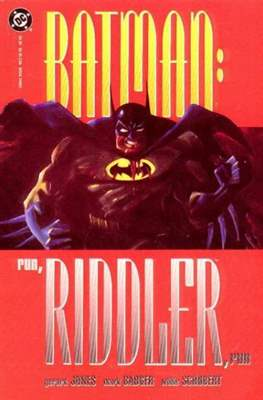 Batman: Run, Riddler, Run (Softcover 48 pp) #3