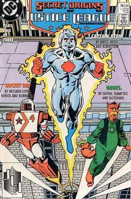 Secret Origins (Vol. 2 1986-1990) #34