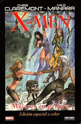 X-Men: Mujeres en peligro - Edición especial a color