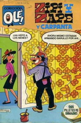Colección Olé! (1ª Edición - Rústica, 64-80 páginas) #220