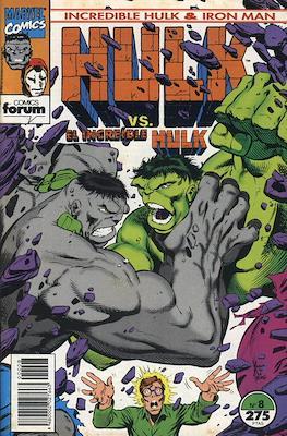 Hulk & Iron Man (1993) (Grapa 48 pp) #8