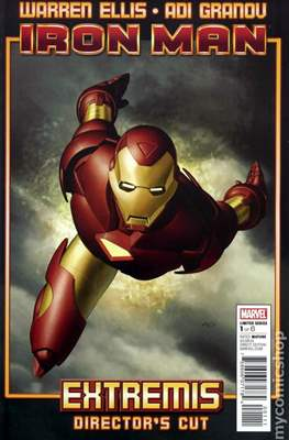 Iron Man: Extremis Director's Cut #1