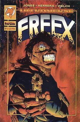 Freex (Grapa. 17x26. 24 páginas. Color.) #5