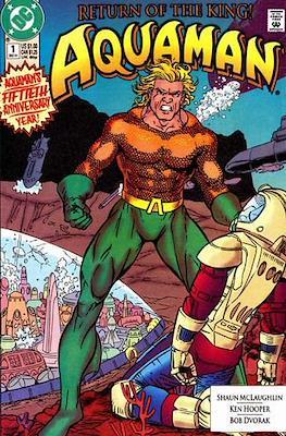 Aquaman Vol. 4 (1991-1992)