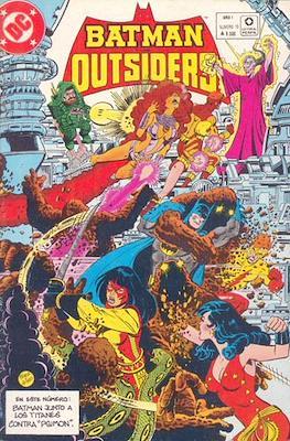Batman y los Outsiders (Grapa) #10