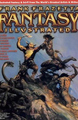 Frank Frazetta Fantasy Illustrated (Magazine) #7