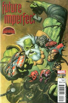 Future Imperfect (Variant Cover) #2