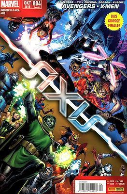 Avengers & X-Men: Axis #4