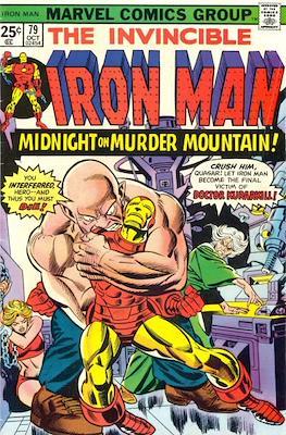 Iron Man Vol. 1 (1968-1996) (Comic book) #79