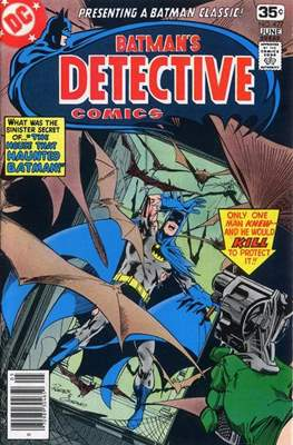 Detective Comics Vol. 1 (1937-2011; 2016-) (Comic Book) #477