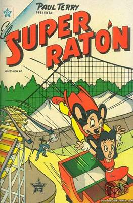 El Super Ratón (Grapa) #40