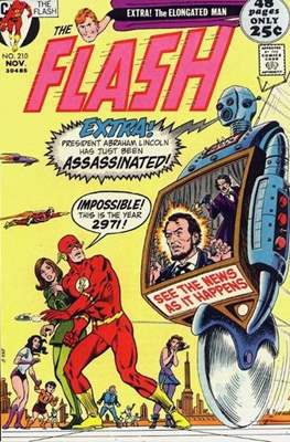 Flash vol. 1 (1959-1985) (Grapa, 32 págs.) #210