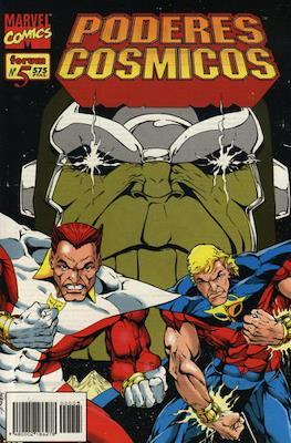 Poderes Cósmicos (1995) Vol. 2 #5
