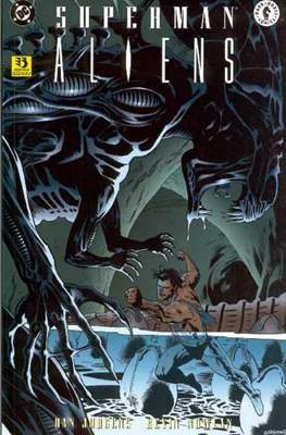 Superman / Aliens #3