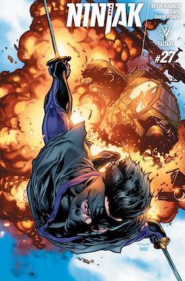 Ninjak(2015) (Comic-book) #27
