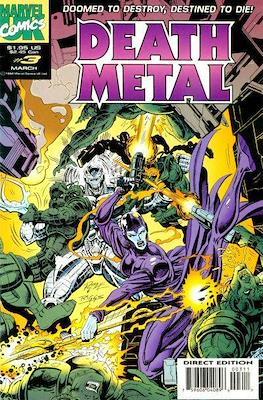 Death Metal (Comic Book) #3