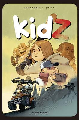 KidZ (Cartoné 152 pp) #1
