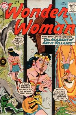 Wonder Woman Vol.1 (1942-1986; 2020-) (Comic Book) #141