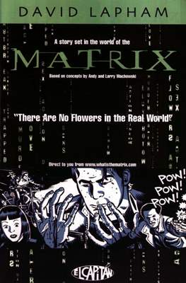 Matrix: There Are No Flowers in the Real World / Stray Bullets 2 - Free Comic Book Day 2002