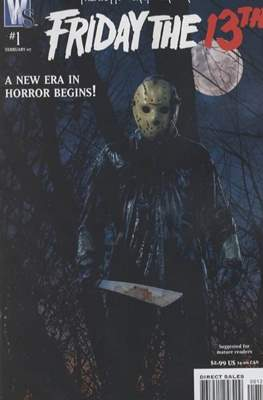 Friday the 13th (Variant Cover)