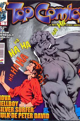 Top Comics (Magazine) #9